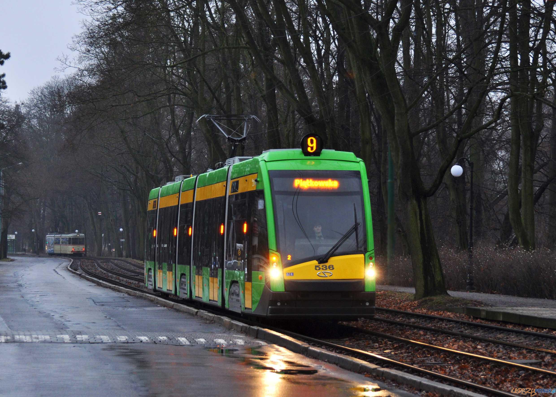 Tramino 9 w Poznaniu  Foto: