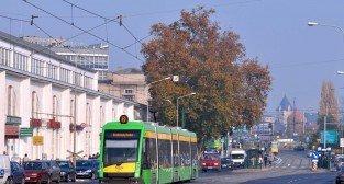 Tramino na Głogowskiej