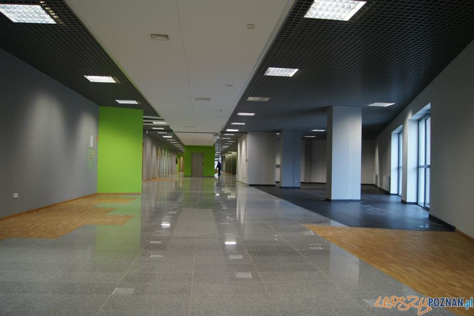 Centrum Mechatroniki Biomechaniki i Nanoinżynierii Politechniki Poznańskiej  Foto: Tomasz Kokowski