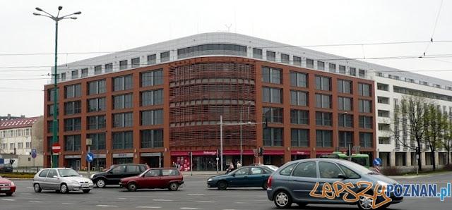 Biurowiec Carlsberga przy Małych Garbarach