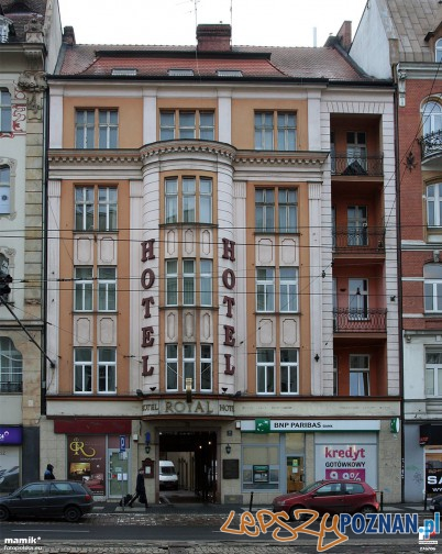 Hotel Royal Poznań 2011 Foto: mamik, fotopolska