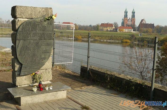 Pomnik Akcji Bollwerk Foto: wikipedia.pl