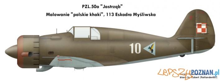 PZL_50_jastrzab__khaki_by_jeremak_j-d310qau Foto: http://jeremak-j.deviantart.com