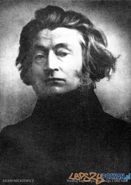 Adam_Mickiewicz_według_dagerotypu_paryskiego_z_1842_roku Foto: WIKIPEDIA