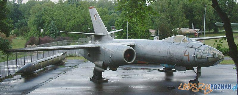 Ił-28 w Muzeum Uzbrojenia w Poznaniu