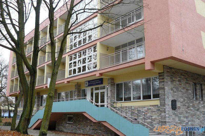 Modernistyczny Dom Pracy Twórczej Politechniki Poznańskiej w Kołobrzegu Foto: wikipedia