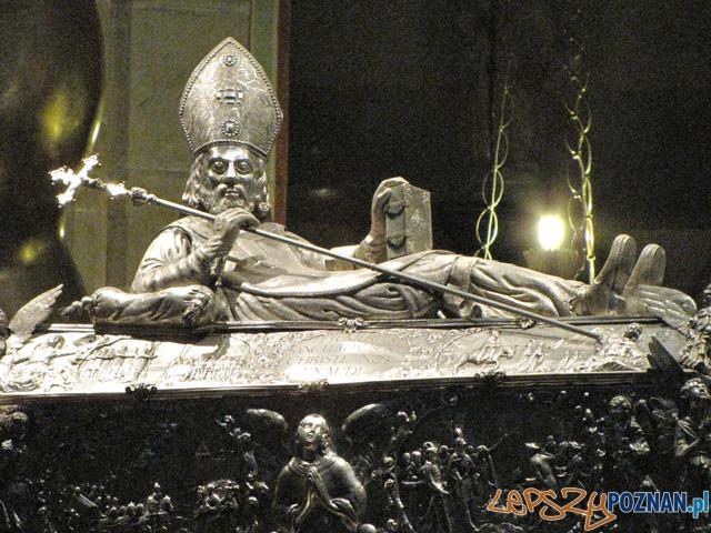 Sarkofag Św. Wojciecha w Gnieźnie