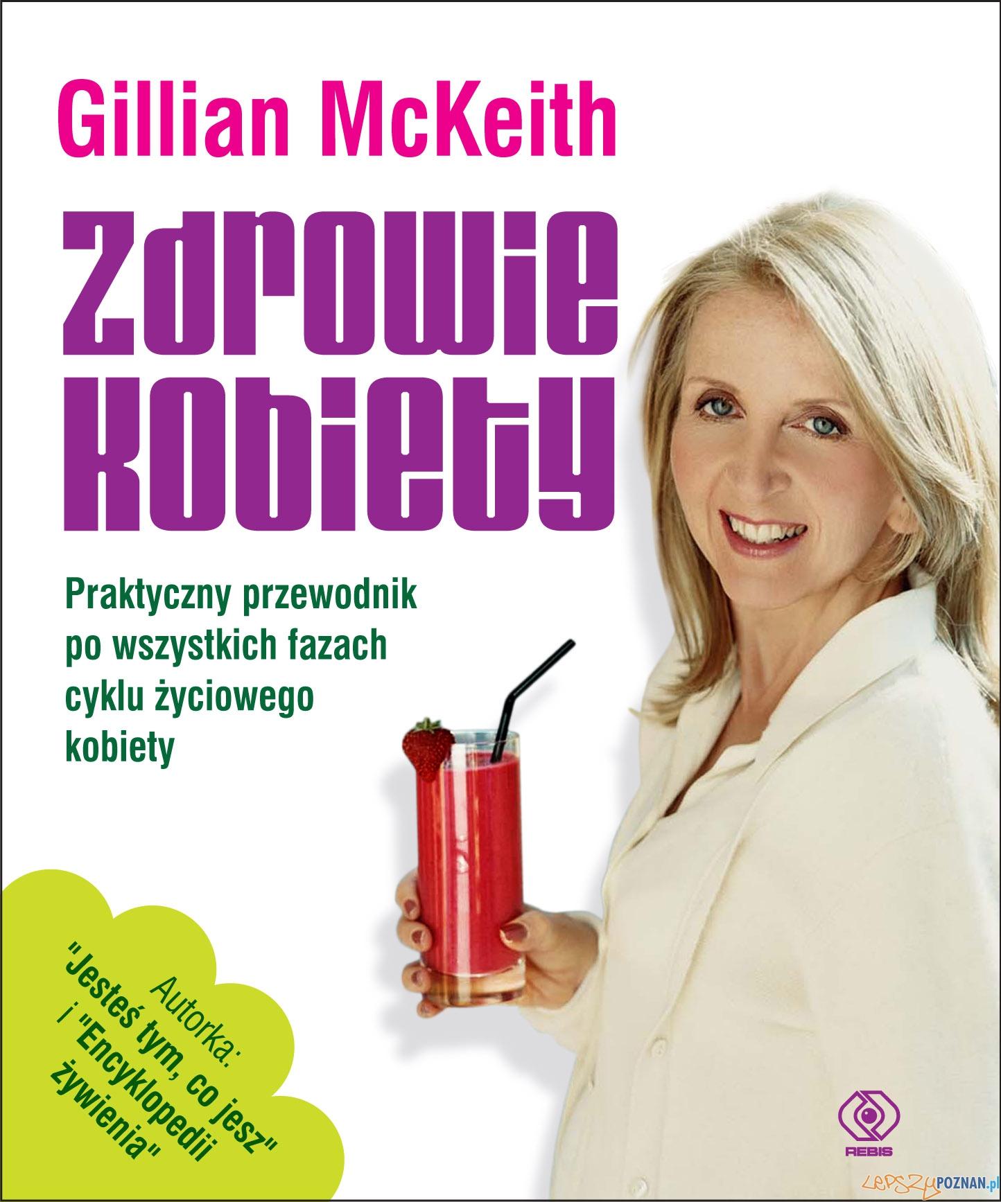 Zdrowie-Kobiety-Gillian-Mckeith  Foto: