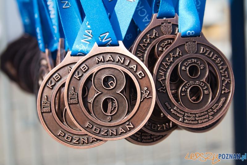 8 Maniacka Dziesiątka  Foto: lepszyPOZNAN.pl / Piotr Rychter