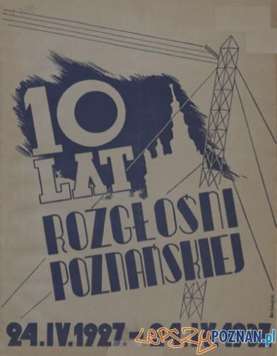 10 lat rozgłośni poznańskiej