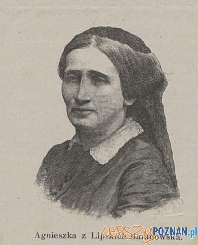 Agnieszka z Lipskich Baranowska Foto: http://pisarki.wikia.com