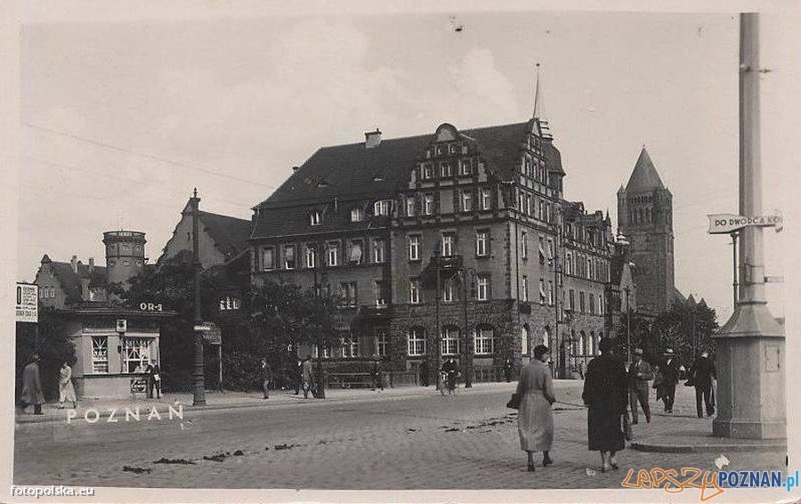 Collegium Iuridicum przed wojną Foto: fotopolska.eu