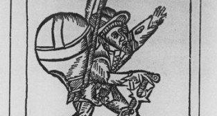 Gargantua i Pantagruel Rabelais, pierwsze wydanie z 1532 roku
