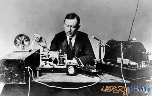 Guglielmo_Marconi_rok 1901 Foto: wikipedia