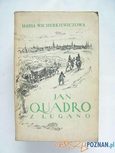 Maria Wicherkiewiczowa Jan Quadro z Lugano