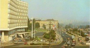 Pocztówka z Poznania, rok 1986 Foto: http://zurlopu.blox.pl