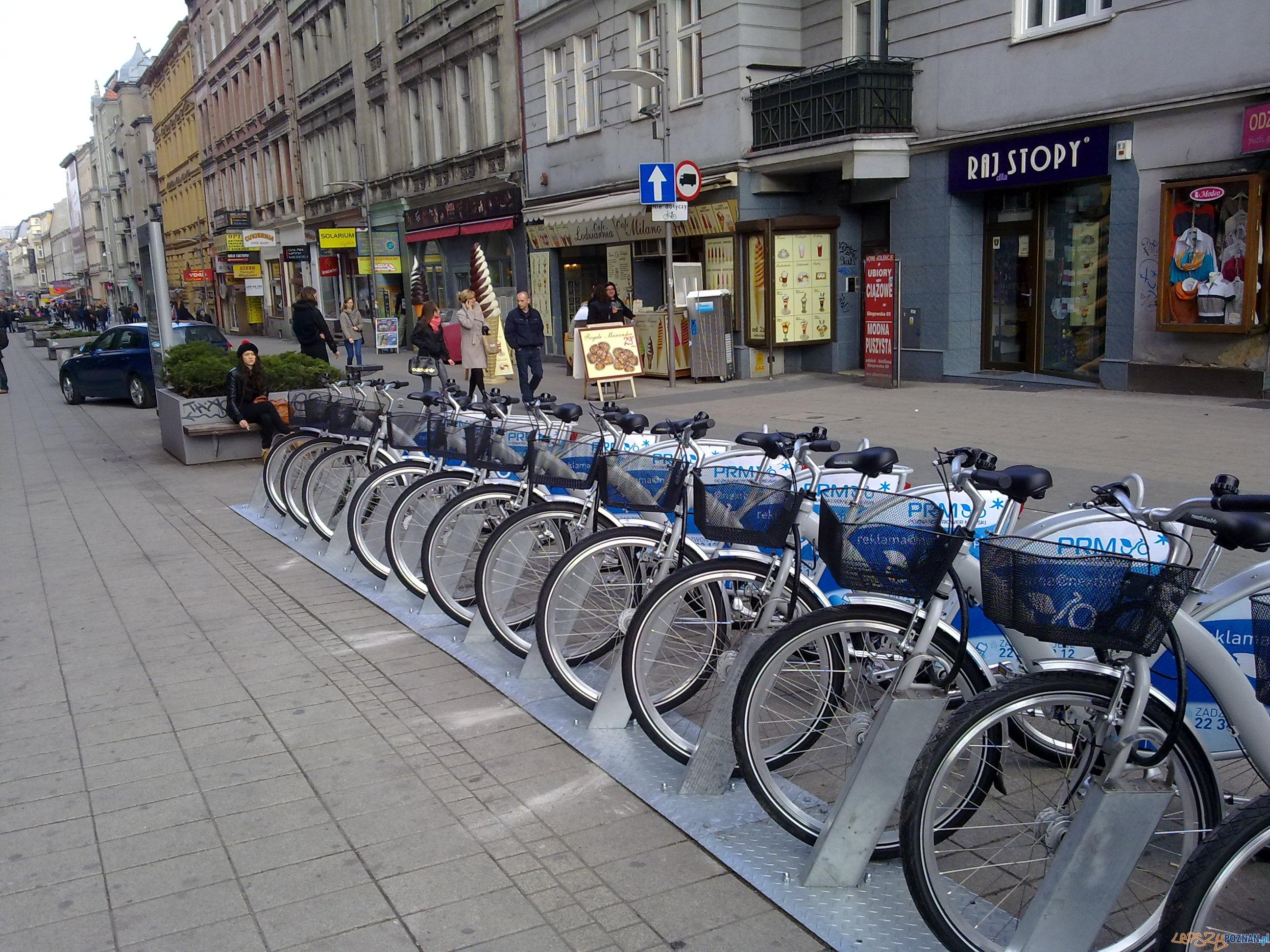 Poznański system rowerowy