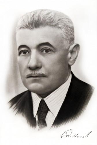 Profesor Jan Rutkowski Foto: Zakład Historii Gospodarczej UAM
