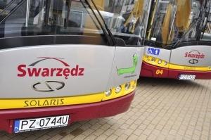 Autobusy w Swarzędzu Foto: Swarzędzka Komunikacja Autobusowa