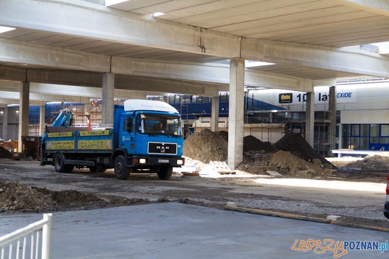 Wmurowanie kamienia węgielnego pod nową halę EXIDE Technologies  Foto: lepszyPOZNAN.pl / Piotr Rychter