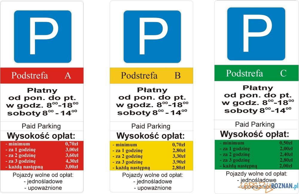 Strefa Płatnego Parkowania  Foto: Strefa Płatnego Parkowania