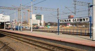 Dworzec Główny PKP Poznań
