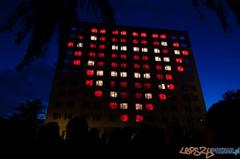 Potężny Indeksowany Wyświetlacz Oknowy na DS6 - Poznań 16.05.2012 r.  Foto: LepszyPOZNAN.pl / Paweł Rychter