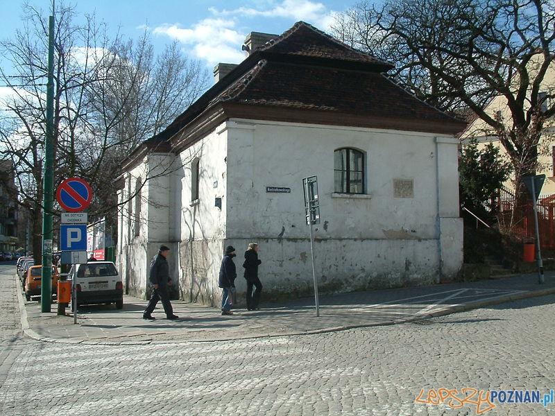 Budynek dawnego Szpitala Świętego Łazarza z 1751 Foto: wikipedia.pl