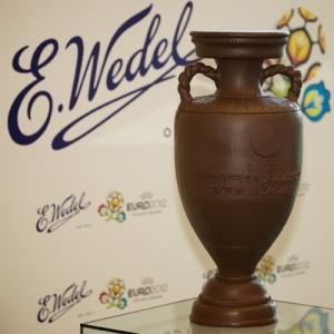 Euroasmus 2012 Puchar z czekolady Foto: Urzad Miasta