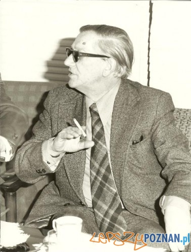Florian Dąbrowski, fot. z archiwum Towarzystwa Muzycznego im. Henryka Wieniawskiego