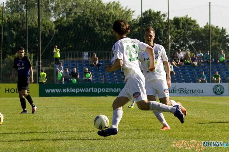 Warta Poznań - Zawisza Bydgoszcz 0-1 - Poznań 20.05.2012 r. Foto: Ewelina Gutowska