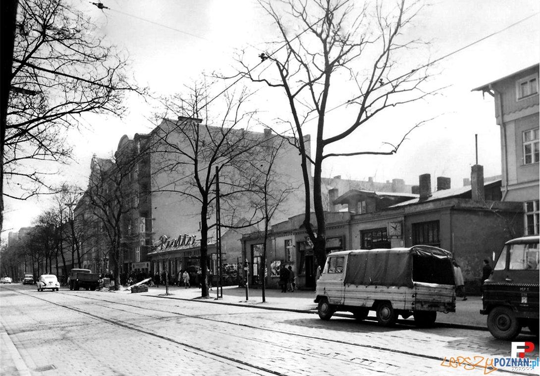 Kino Rialto, rok 1968 Foto: fotopolska