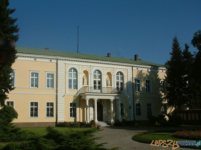 Pałac_Arcybiskupi w Poznaniu