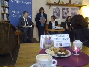 Poznan chce być miastem Fair Trade