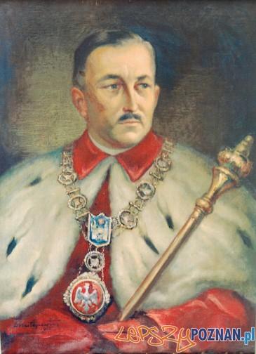 Stanisław Runge, rektor Uniwersytetu Poznańskiego Foto: strony internetowe Uniwersytetu Przyrodniczego