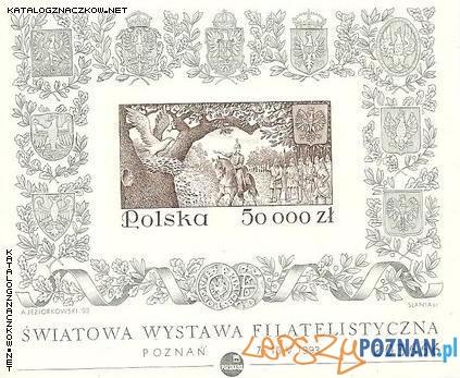 Światowa Wystawa Filatelistyczna w Poznaniu