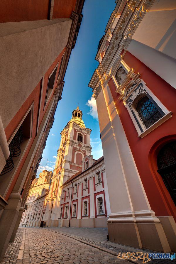 Wieża poznańskiej Fary