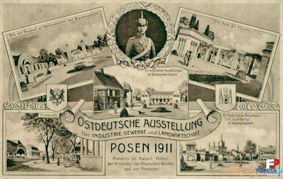 Wystawa Wchodnioniemiecka w Poznaniu Foto: fotopolska.eu