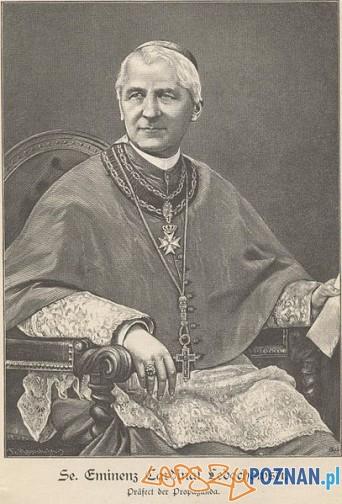 kardynał Mieczysław Ledóchowski Foto: wikipedia