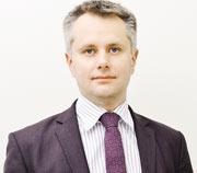 Michał Wiśniewski, dyrektor działu doradztwa we franczyzie Foto: NORBERT PIWOWARCZYK