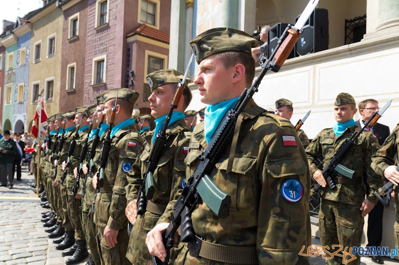 221 rocznica uchwalenia konstytucji 3 maja  Foto: lepszyPOZNAN.pl / Piotr Rychter