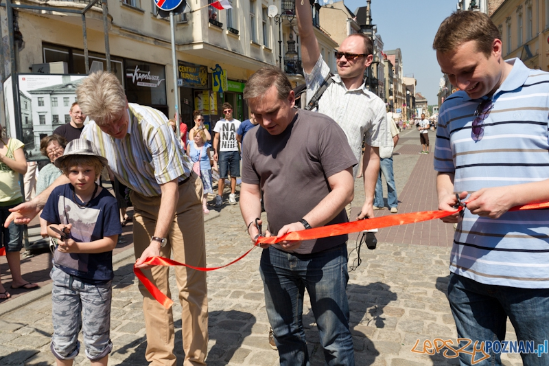 Ulica Wrocławska oficjalnie deptakiem