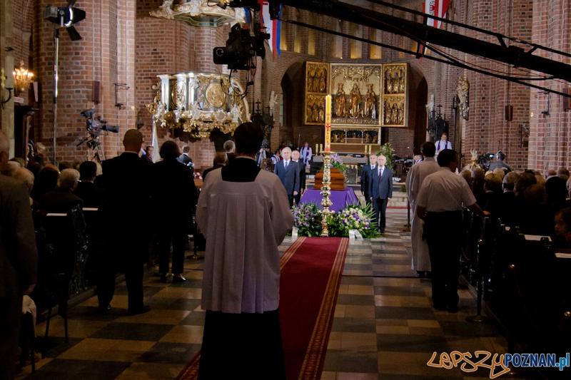 Pożegnanie Prof. Struligrosza w poznańskiej Katedrze - Pozań 23.06.2012 r. Foto: lepszyPOZNAN.pl / Paweł Rychter