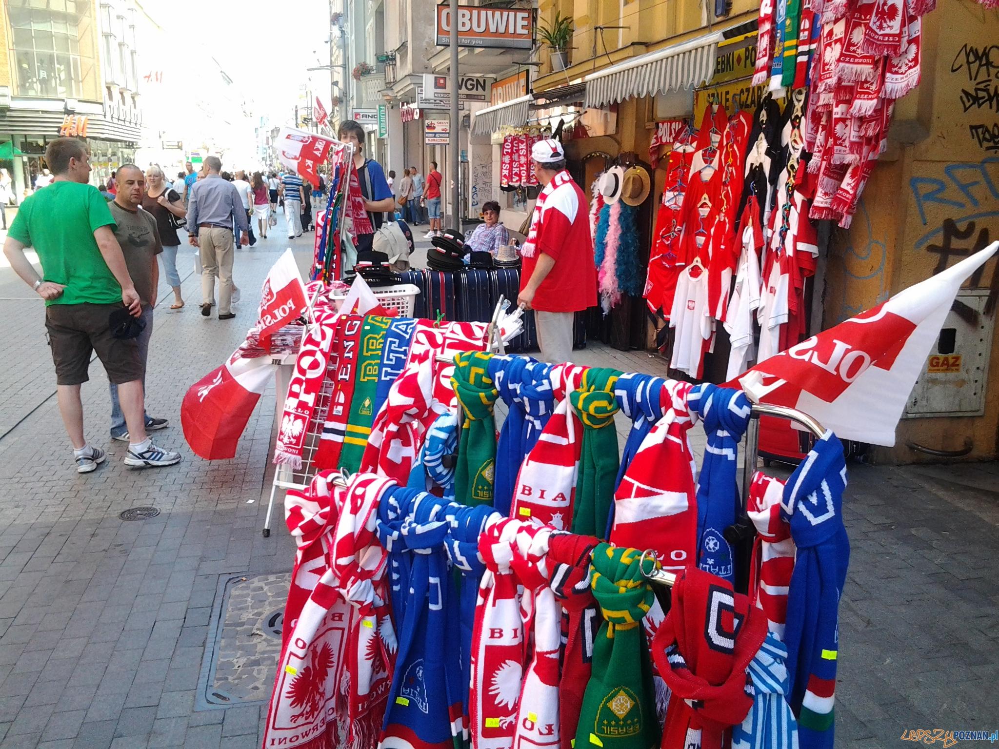 Biało-czerwona Półwiejska  Foto: lepszyPOZNAN.pl / gsm