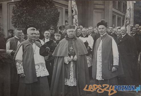 Arcybiskup Hlond, 1926 rok Foto: Archiwum Archidiecezjalne