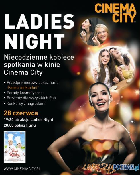 Cinema City Ladies Night czerwiec  Foto: Cinema City Ladies Night czerwiec