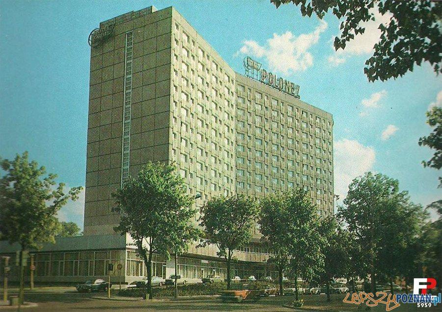 Hotel Polonez, początek lat 80-tych