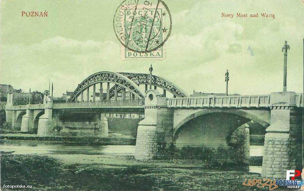 Most Rocha, kartka z 1920 roku