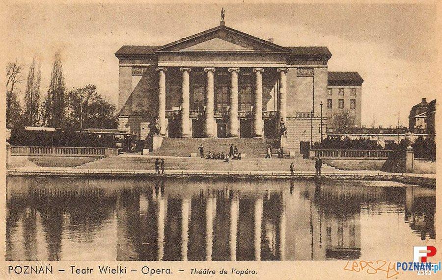 Opera Teatr Wielki w okresie międzywojennym