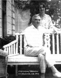 Roman-Dmowski-Krystyna-Niklewicz-Chludowo-Poznan-1932 Foto: http://www.polishclub.org/